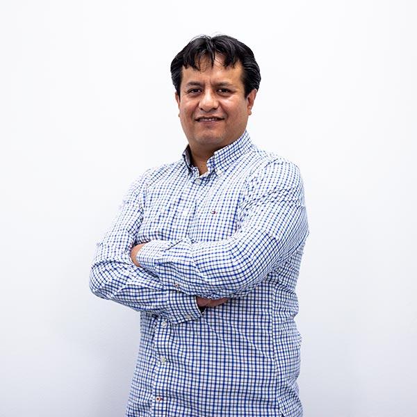 Doctor Ghino Patricio Villanueva