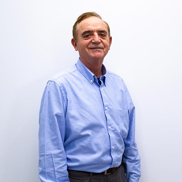 Doctor Gregorio Ortega Muñoz
