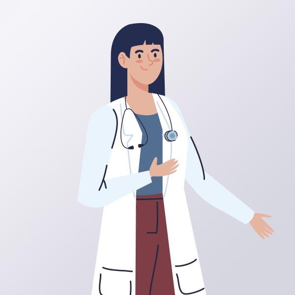 Avatares Equipo doctora
