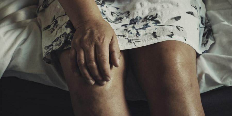 Síntomas rotura de menisco