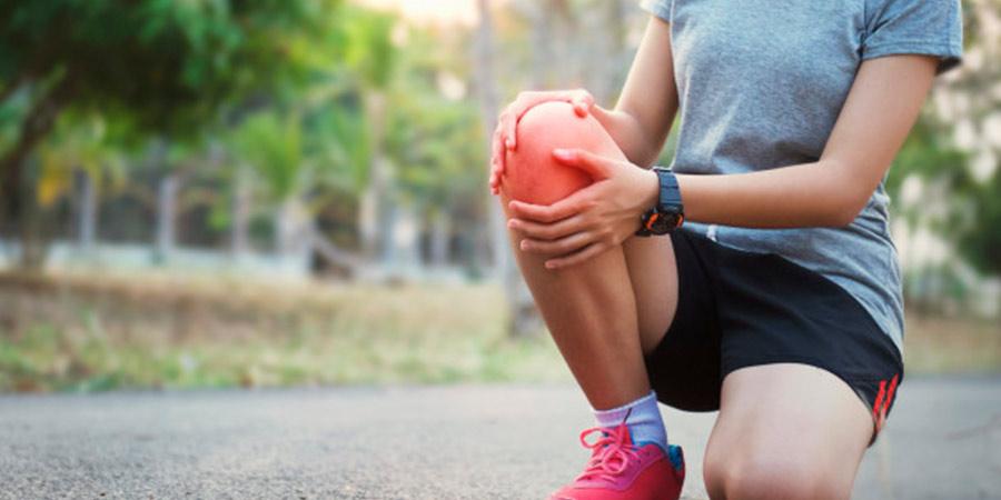 Síntomas de las lesiones del ligamento cruzado
